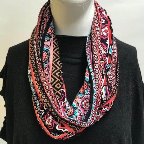 Boho Queen Eternity Scarf