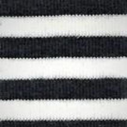 Navy Stripe Organic XL Head Hugger