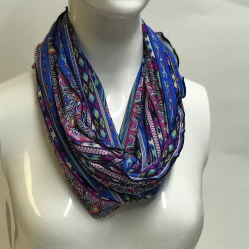 Sunrise Vibe Eternity Scarf