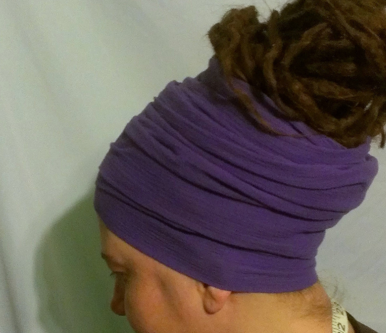 Purple Goddess or MAN Wrap
