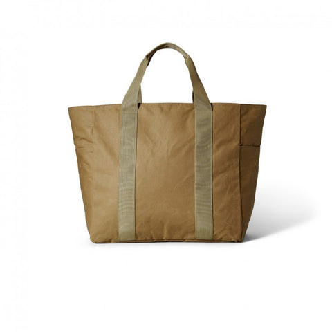 Grab 'n' Go Tote - Large - Dark Tan