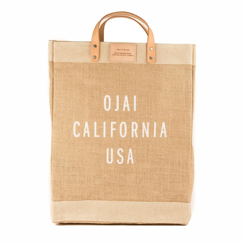 Apolis Ojai Market Bag - ITF Exclusive