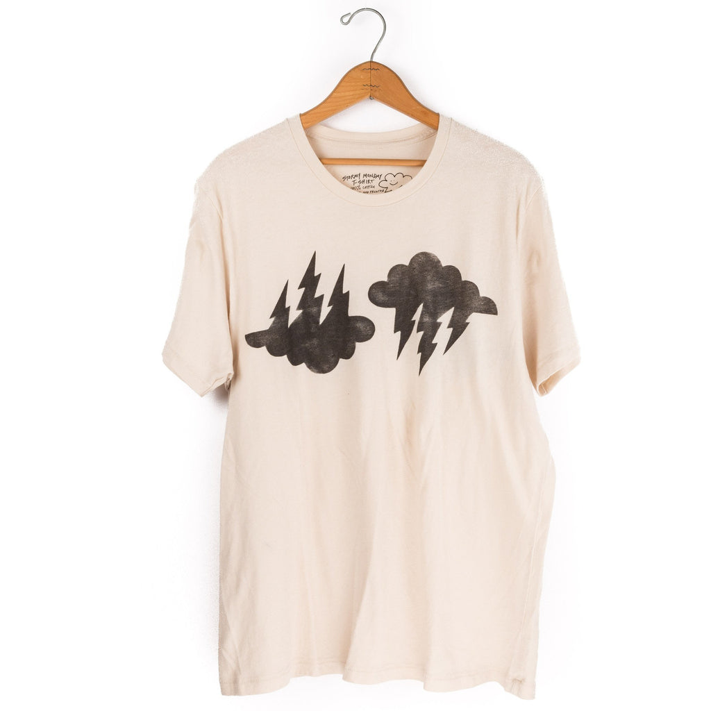 Double Cloud T-Shirt - White