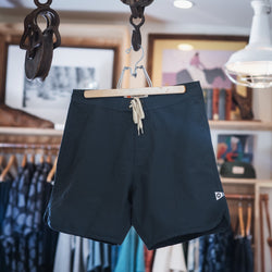 Scallop Trunks - Navy