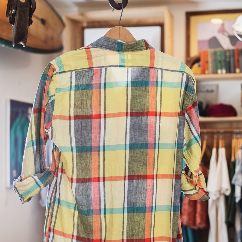 Ranger Shirt - Assorted Colors and Fabrics