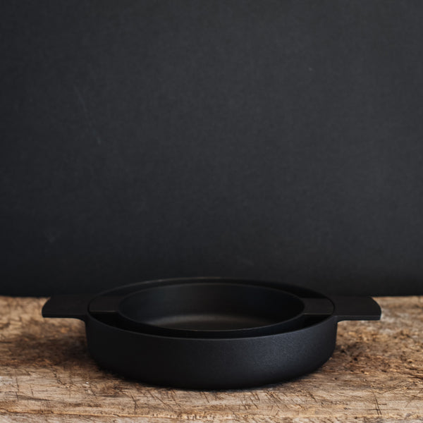 Cast Iron Sukiyaki Pan - Medium