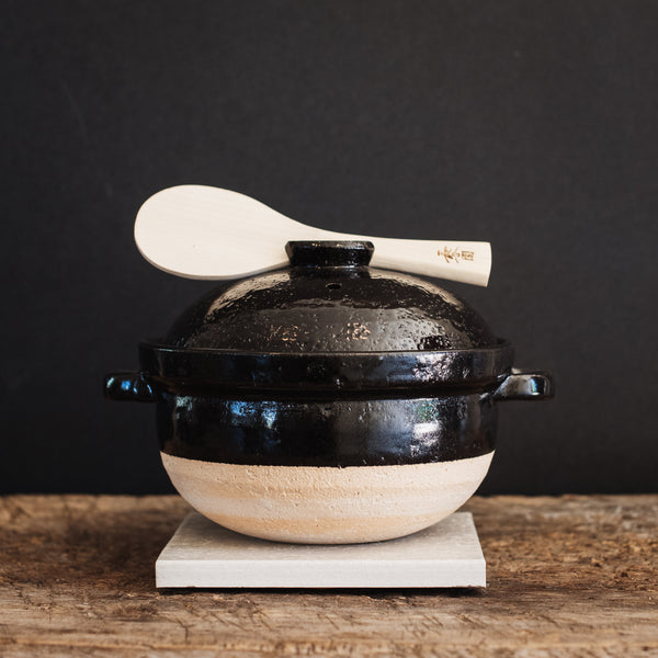 Kamado - San Clay Pot Rice Cooker
