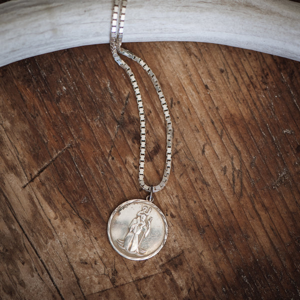Saint Christopher Necklace #3