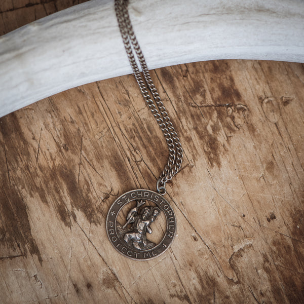 Saint Christopher Necklace #5