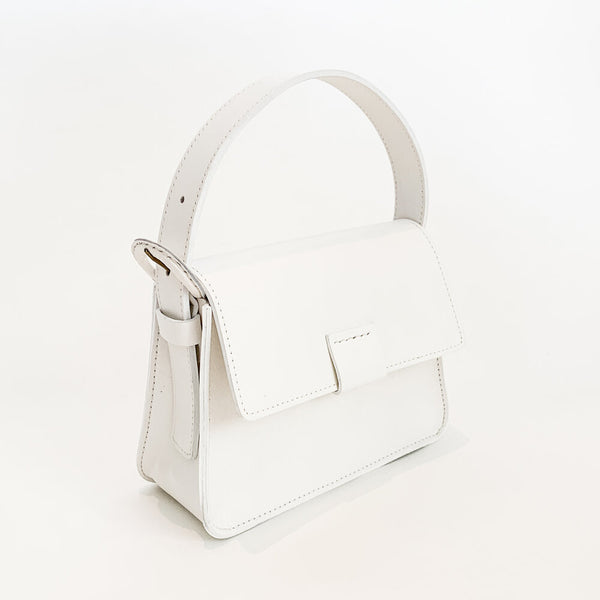 Mini Estel Bag White