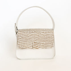 Estel Bag White Pebble