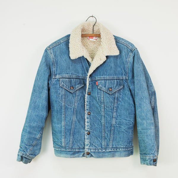 Levis Fleece Lined Jacket
