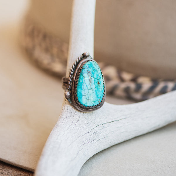 Turquoise ring #1