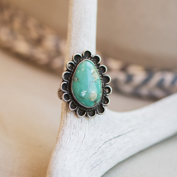 Turquoise ring #2