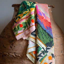 In the Field Scarf - Ojai by Day