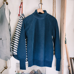 Privateer Roll-neck Sweater