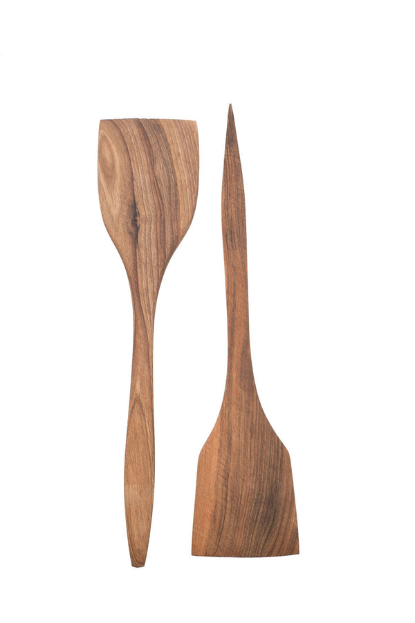 Black Walnut Spatula - Medium