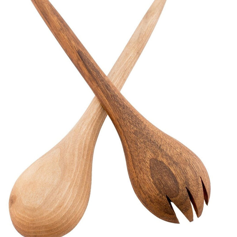 Black Walnut Serving Spoons