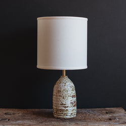 Ceramic Lamp Cylinder Base