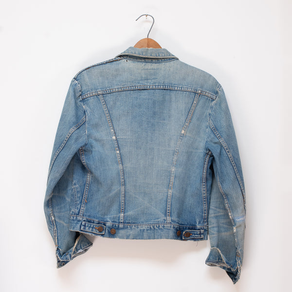 Vintage Mavericks Jean Jacket