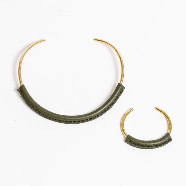 Kiva Bracelet - ITF Exclusive Olive Green
