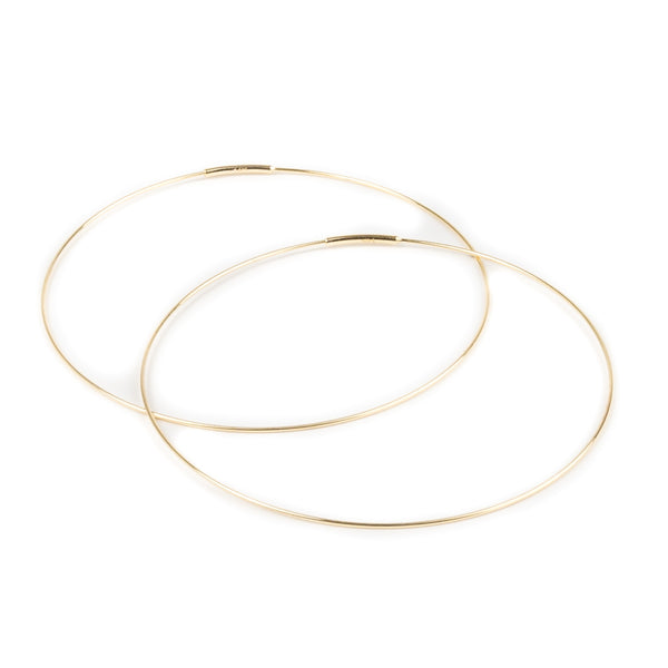 Hoop Earrings - Pair