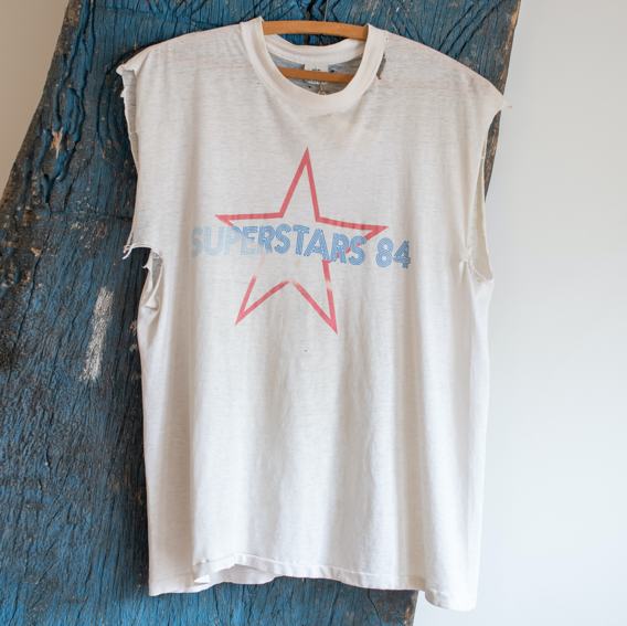 Superstars 84 Vintage T-shirt