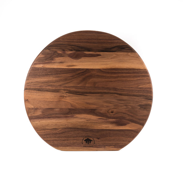 Round Cutting Board - Cherry