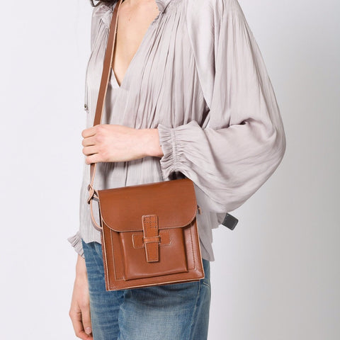 Whiskey Crossbody Bag