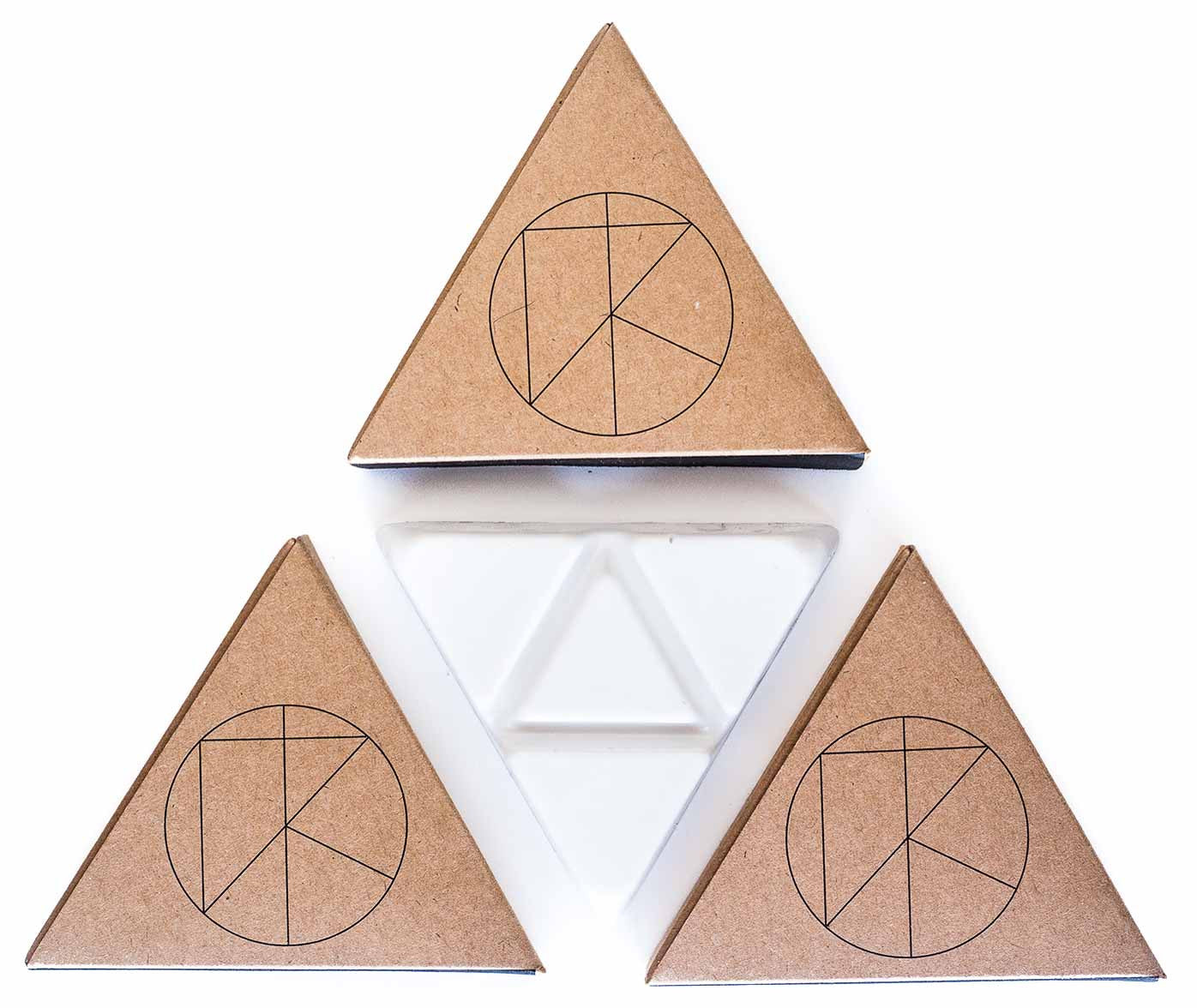 "Palo Santo Wax ""Triangle Stack"""