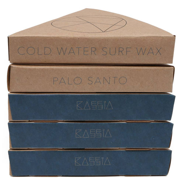 Palo Santo Thirst Quencher 5 Bar Wax Pack - 12 Month Subscription