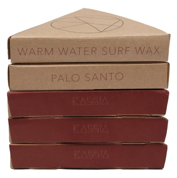 Palo Santo Thirst Quencher 5 Bar Wax Pack - 3 Month Subscription