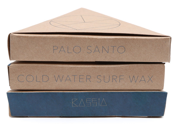 Palo Santo Weekender Wax Up 3 Bar Wax Pack - 6 Month Subscription