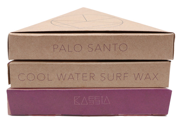 Palo Santo Weekender Wax Up 3 Bar Wax Pack - 3 Month Subscription
