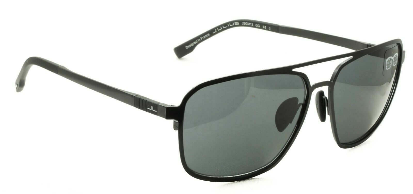 JULIUS JSGM13 GG 60mm Sunglasses Shades Eyeglasses Frames Glasses New - TRUSTED