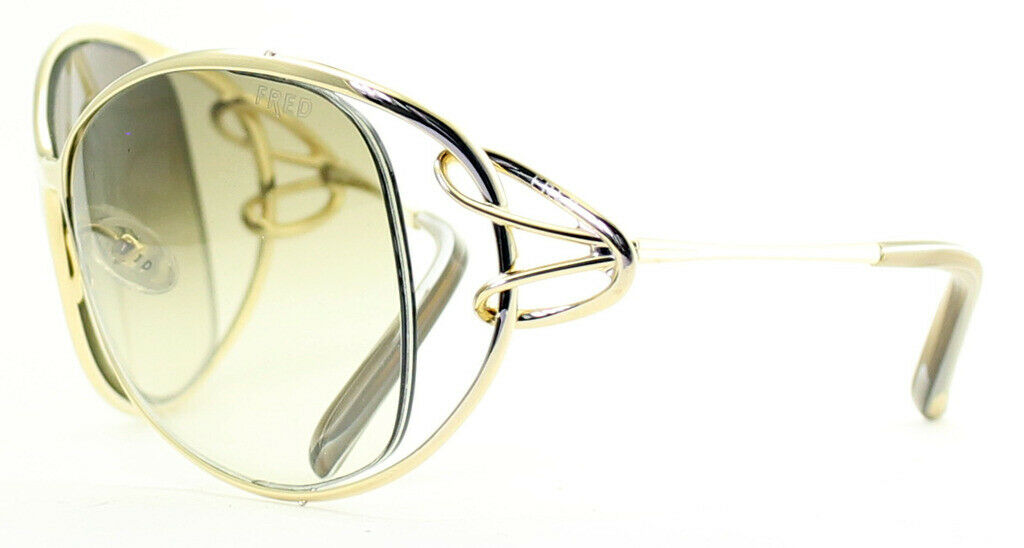 FRED LUNETTES VOLUTE N2 Sunglasses Shades Ladies BNIB Brand New in Case - France