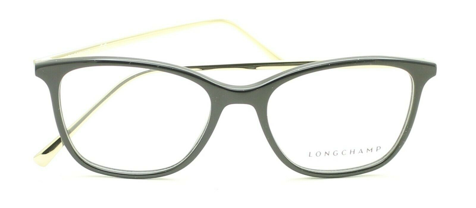 LONGCHAMP LO2606 001 51mm Eyewear FRAMES Glasses RX Optical Eyeglasses - New