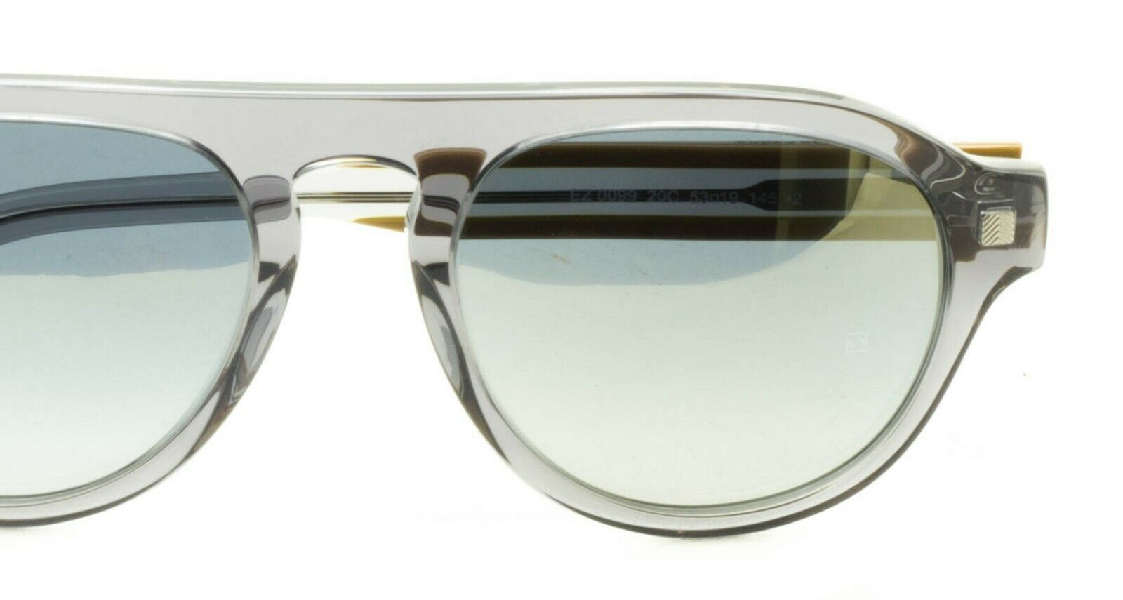 Ermenegildo Zegna EZ 0099 20C 53mm Sunglasses Shades Glasses 100% UV New - Italy