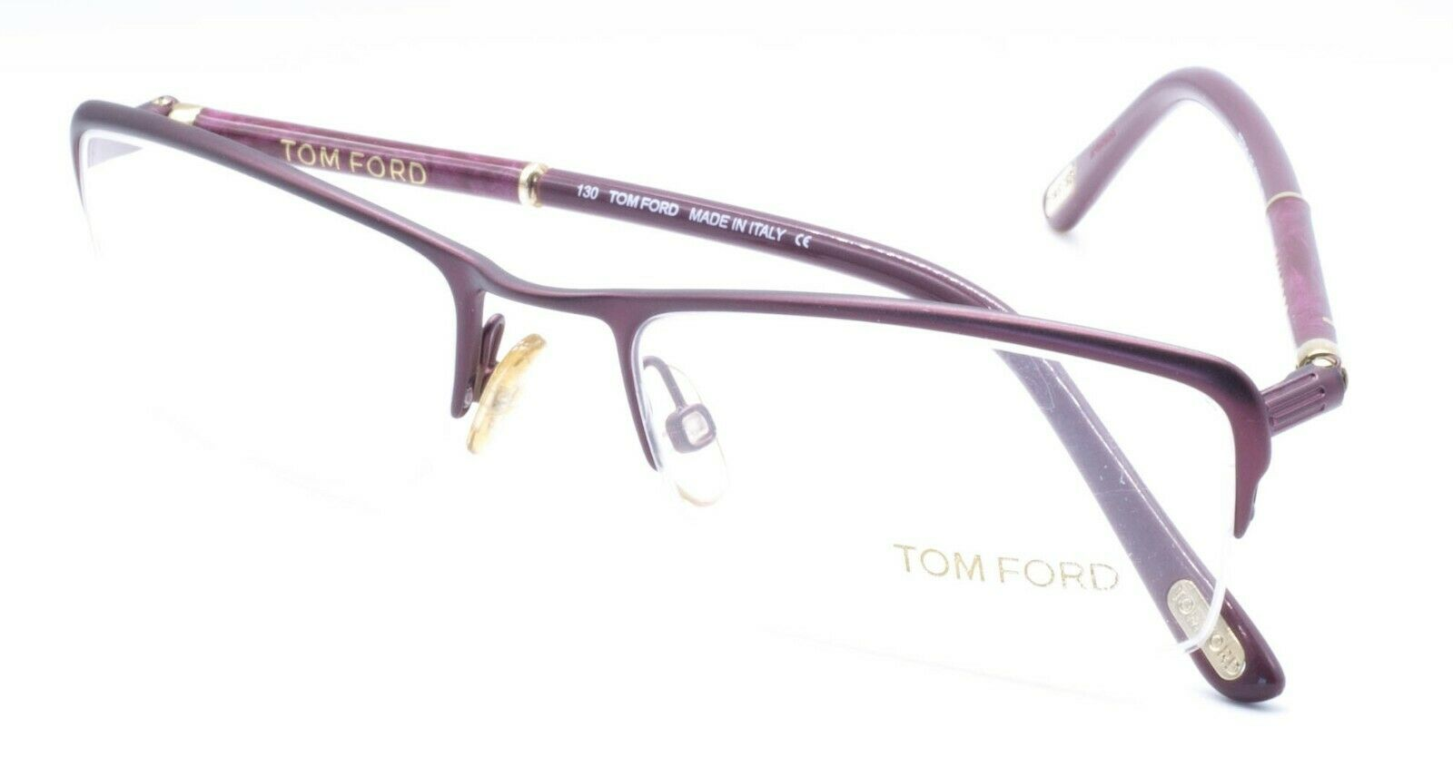 TOM FORD TF 5049 315 52mm Eyewear FRAMES RX Optical Eyeglasses Glasses New Italy