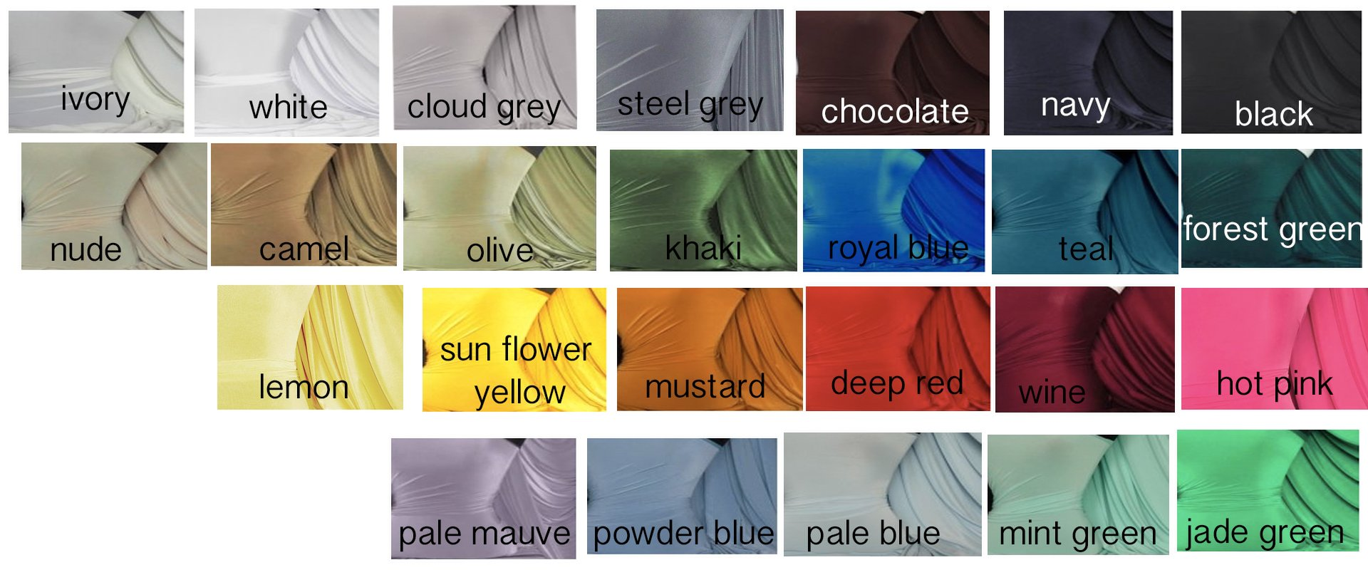 fa03327064 ... colour that you cant see on our chart please email us with an example  of the colour you d like and we will try and source it. enquires verityanne .co.uk