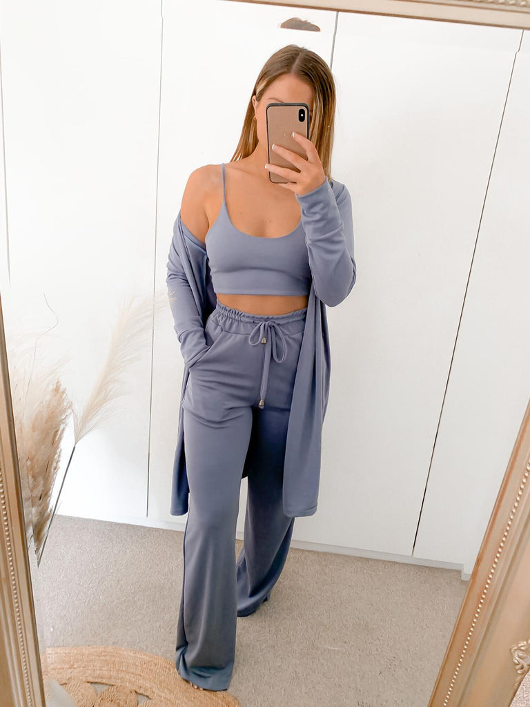 Super Soft Wide Leg Trousers
