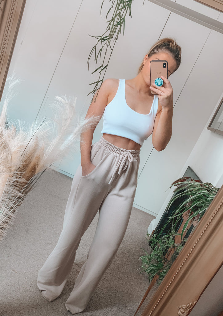 Wide Leg Lounge Trousers ( more colours available)