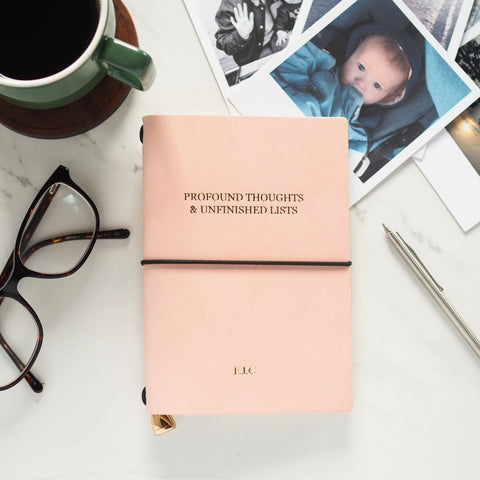 personalised-leather-journal