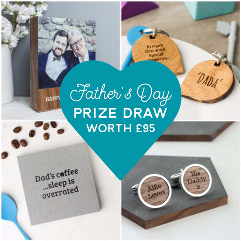 Father's Day Prize Draw