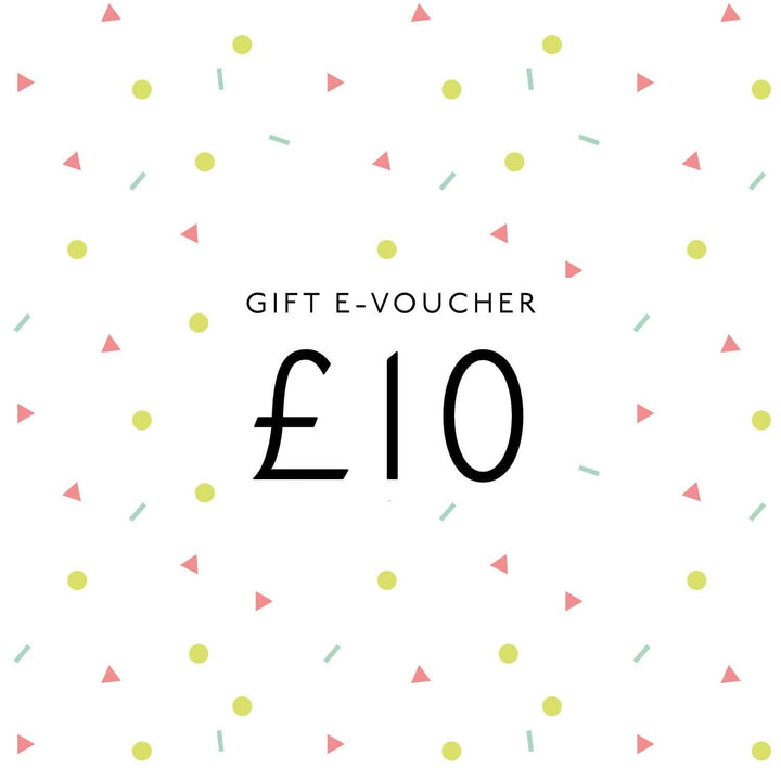 £10 Gift E-Voucher Create Gift Love