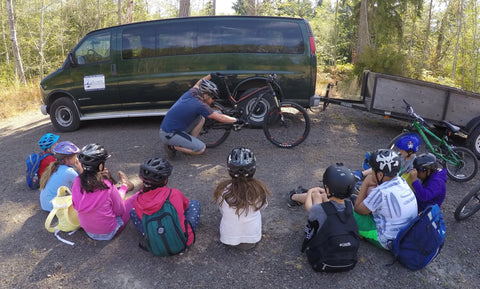 MB1: Mountain Bike Basics (Ages 11-14)