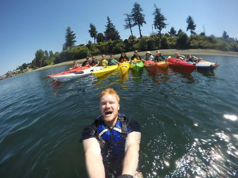 KK2: Explorers Paddling Camp Ages 11-13
