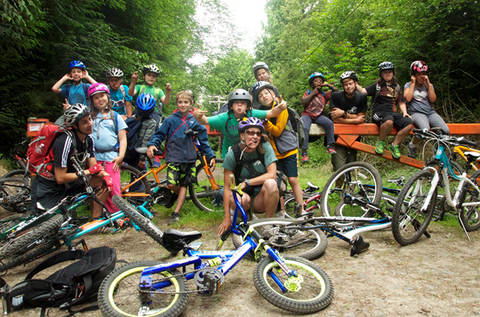 MB1: Mountain Bike Basics  (Ages 7-10)