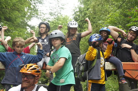 MB2: Intermediate Trail Skills Ages 8-14