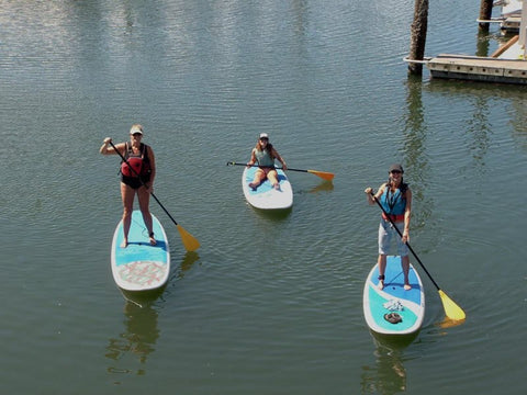SUP1: Introduction to Paddleboarding